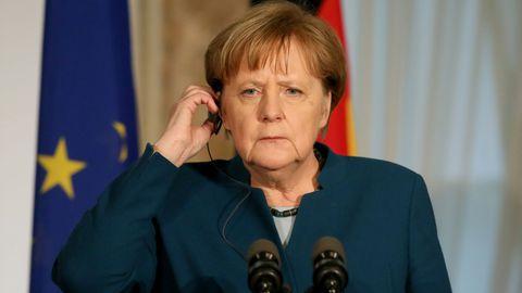Libye : Angela Merkel prend les choses en main