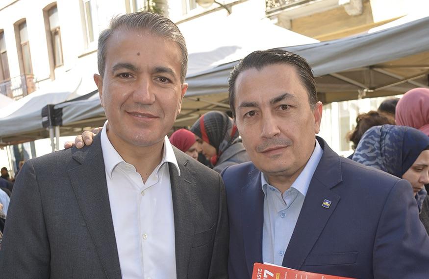 Solidaire avec Emir Kir, Le député socialiste bruxellois, Emin Ozkara, annonce qu'il siégera dorénavant comme indépendant