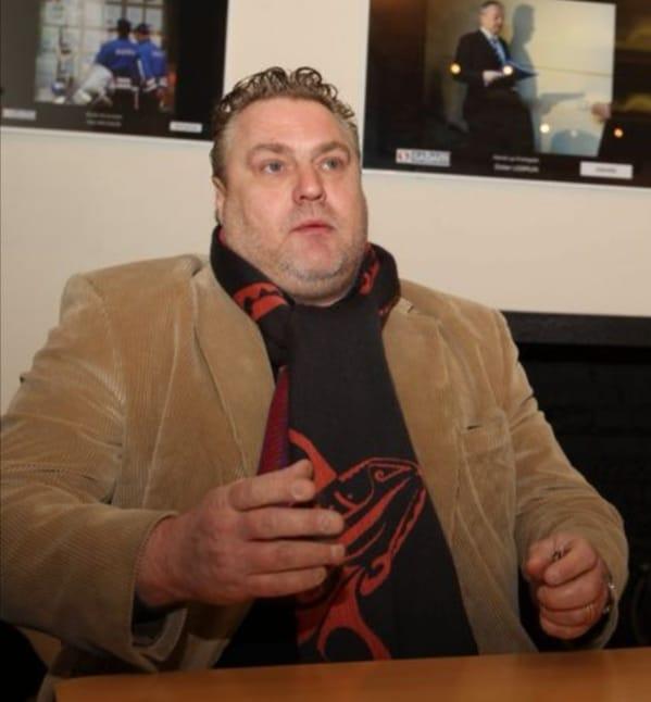 Alain Binet, Dix mois ferme pour l'extremiste