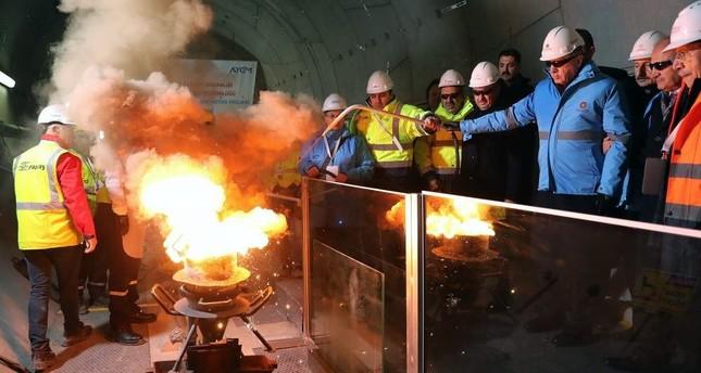 La Turquie entame la construction de la ligne de métro du nouvel aéroport d'Istanbul