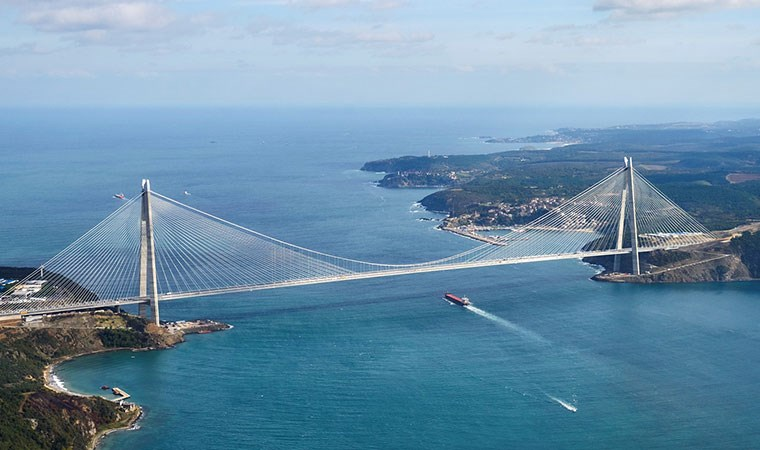 La Turquie versera plus de 500 millions de dollars aux troisièmes exploitants de ponts du Bosphore pour 2019