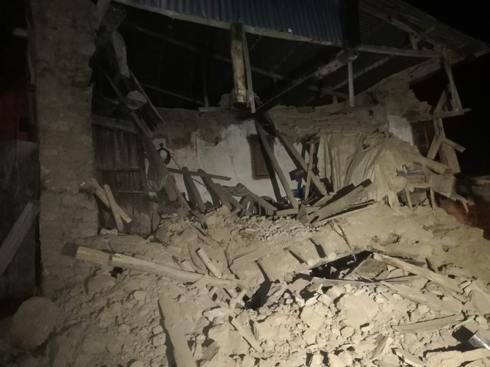 Séisme de magnitude 6,8 à Sivrice
