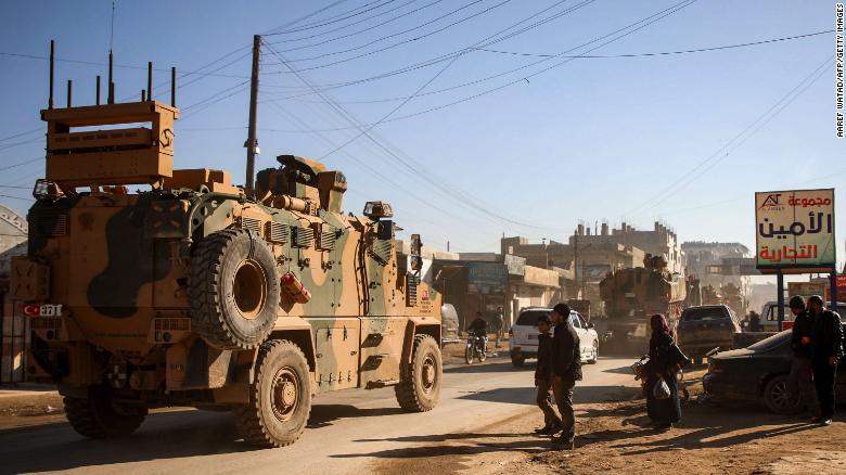 La Turquie subit ses premiers décès lors d'un combat direct avec la Syrie