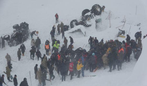 Une série d'avalanches provoque la mort d'au moins 38 personnes dans l'est de la Turquie