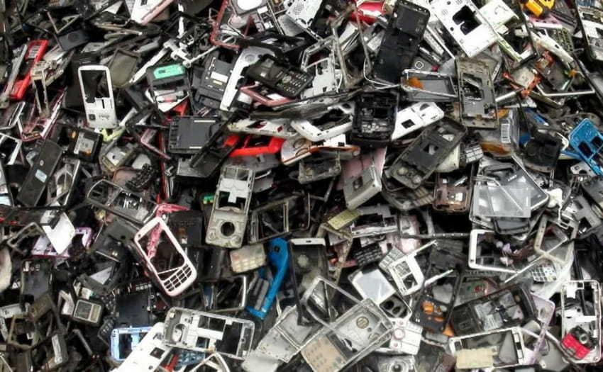 Le Cameroun renvoie plus de 50.000 tonnes de déchets électroniques à la France