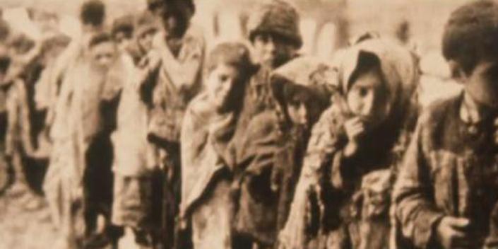 DOCUMENTAIRE : « La Révolte arménienne 1894 1920 »