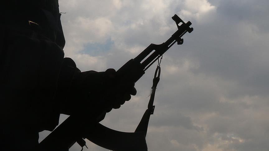 Deux terroristes des YPG / PKK se rendent aux forces turques