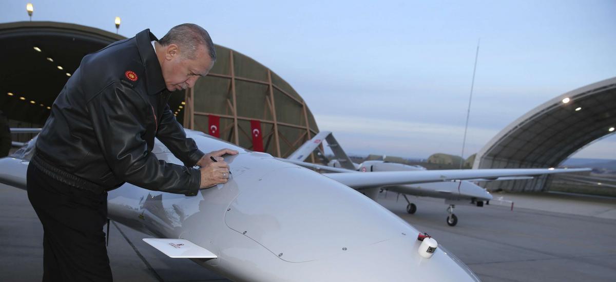 L'investissement de la Turquie dans les drones porte ses fruits