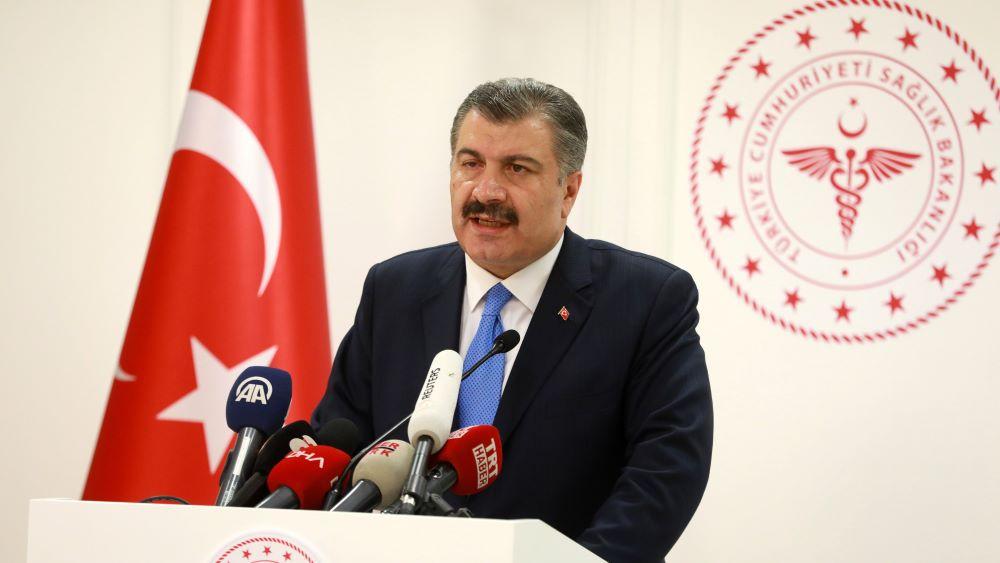 La Turquie confirme le premier patient coronavirus, récemment rentré d'Europe