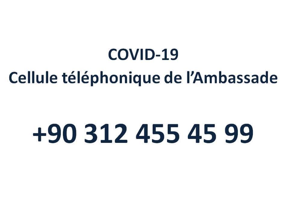 Ambassade de France en Turquie