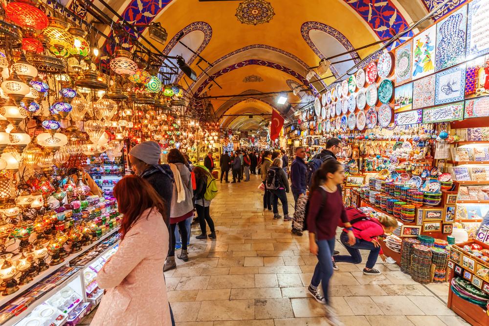 Coronavirus en Turquie : fermeture du Grand Bazar d'Istanbul