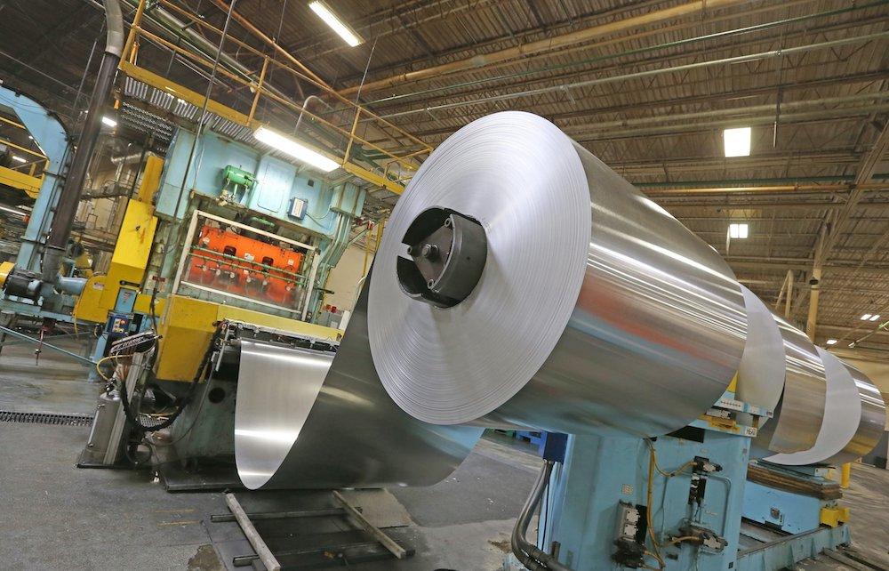 Des responsables américains enquêtent sur les subventions aux tôles d'aluminium de 18 pays