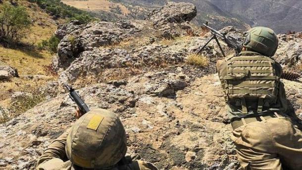 La Turquie neutralise 2 terroristes des YPG/PKK dans le nord de l'Irak