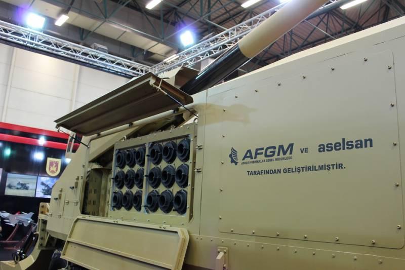 ASELSAN exporte des systèmes d'armes télécommandés vers un membre de l'OTAN