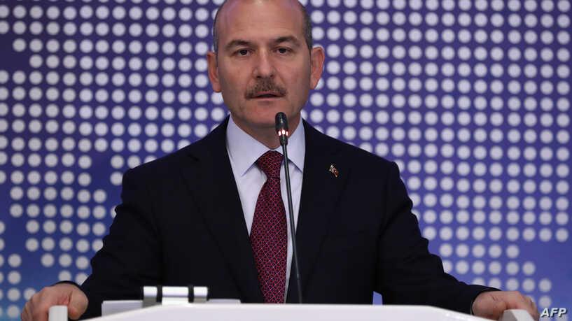 Erdogan rejette la démission de son ministre de l'intérieur