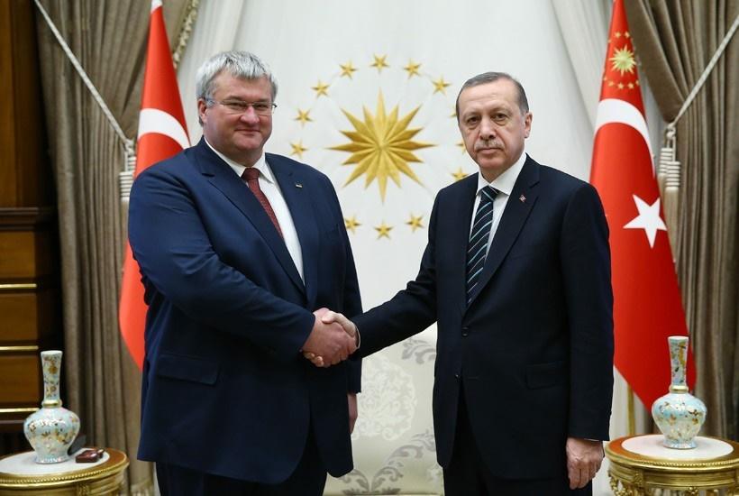 La Turquie autorise l'octroi d'une aide médicale à l'Ukraine