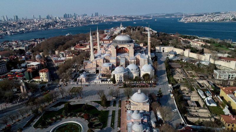 Nouveau week-end de confinement en vue en Turquie