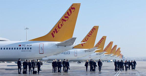 [Coronavirus] Pegasus Airlines prolonge la suspension de ses vols jusqu'au 15 mai