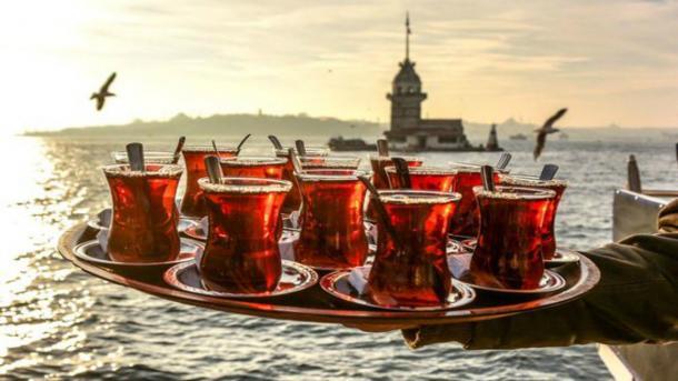 Les exportations de thé turc ont augmenté de plus de 50%