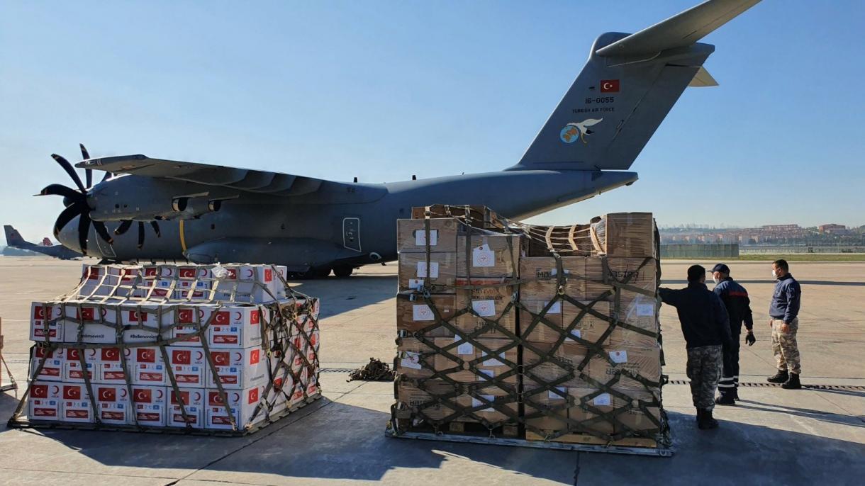 La Turquie continue de fournir une aide médicale à d'autres pays