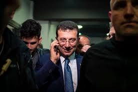 Ankara enquête sur le maire d'Istanbul Ekrem Imamoglu