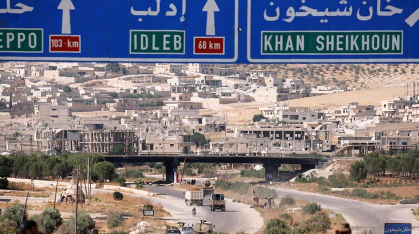 [Syrie] La Turquie installe une base militaire à Tal Abyad