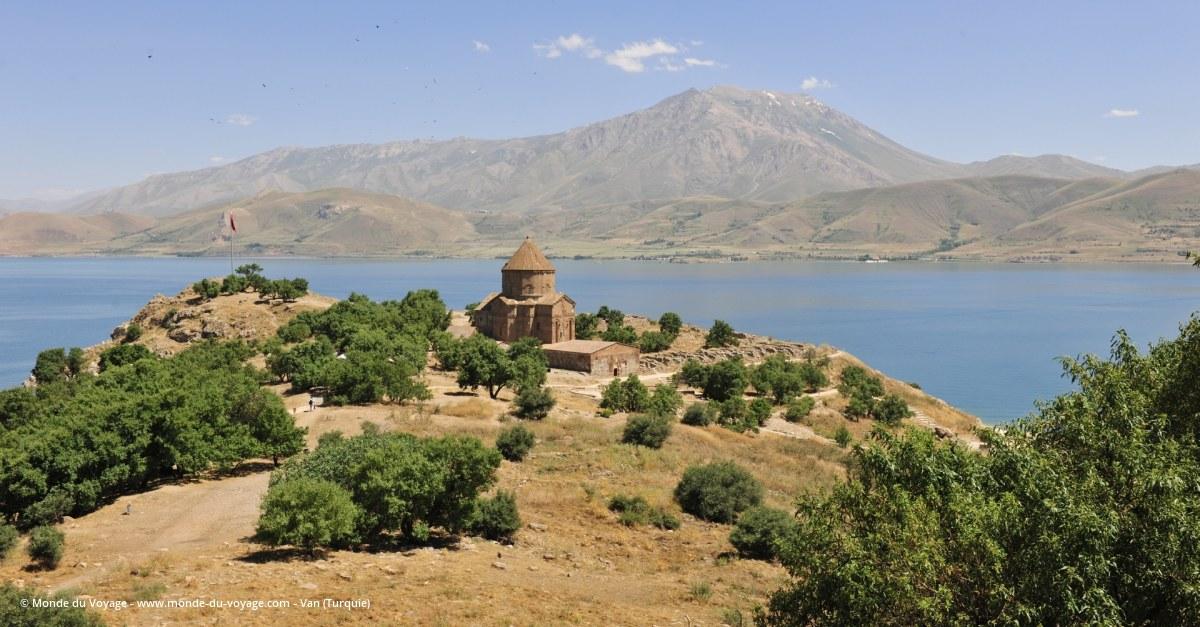 Séisme de magnitude 4,0 à Van dans l'est de la Turquie
