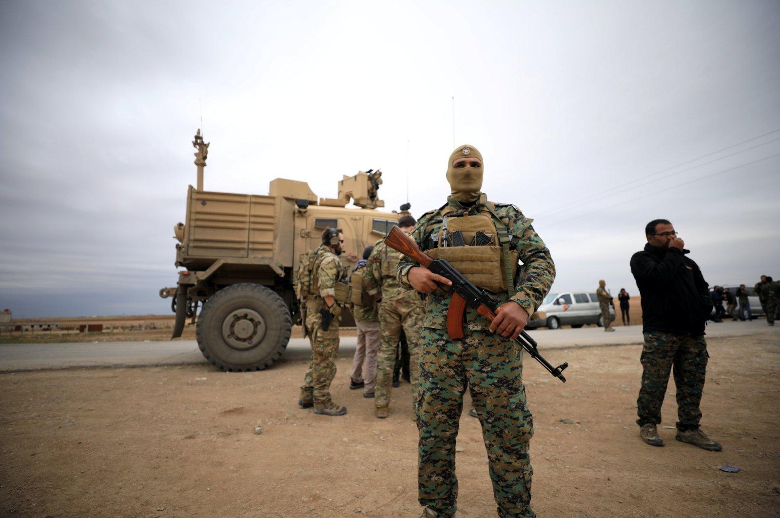 Les terroristes des YPG/PKK dans le nord de la Syrie intensifient la propagande noire contre la Turquie