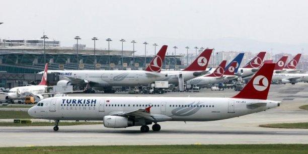 Turkish Airlines suspend tous ses vols jusqu'au 28 mai