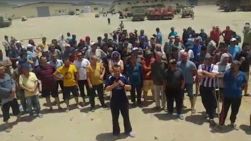 197 ouvriers Turcs, dont un décédé, retenus en Arabie Saoudite