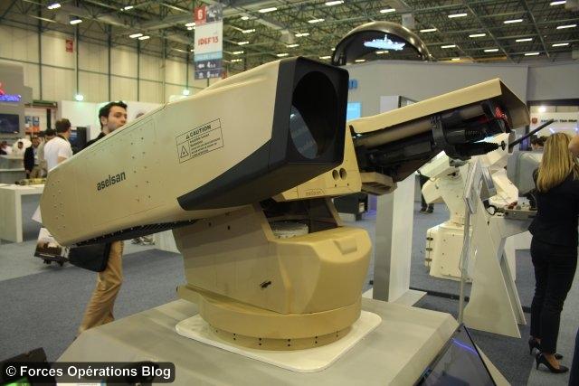 Les systèmes d'armes turcs d'Aselsan font affaire avec Bahreïn