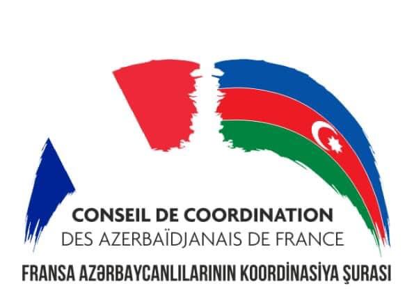 Déclaration du Conseil de coordination des Azerbaïdjanais de France