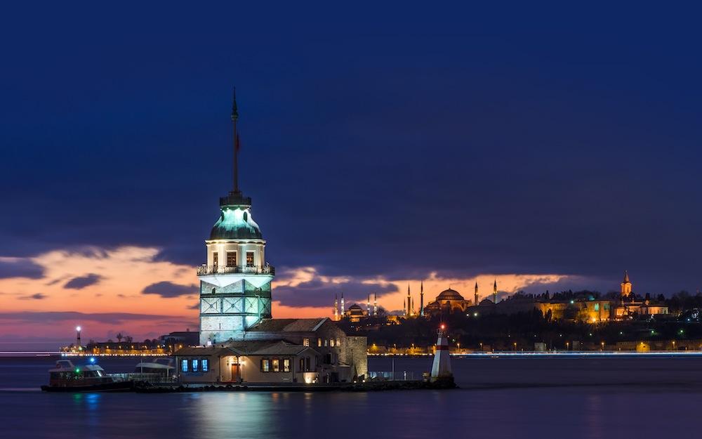 Les milles et une nuit à Istanbul