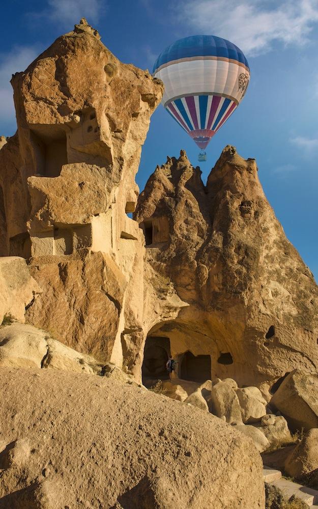 """Le pays des beaux chevaux """"Cappadoce"""""""