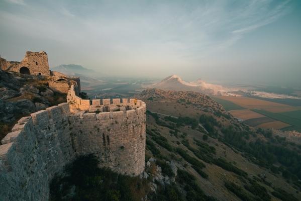 Une prestigieuse capitale de l'antiquité Anazarbe (Adana)
