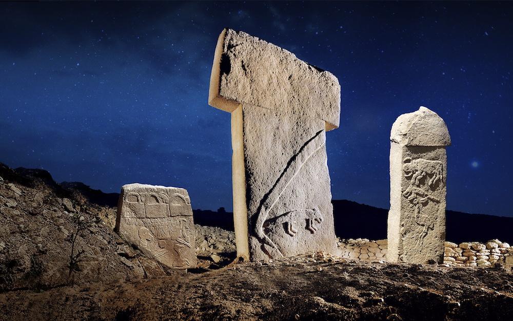 Le premier temple au monde Göbekli Tepe à Şanlıurfa