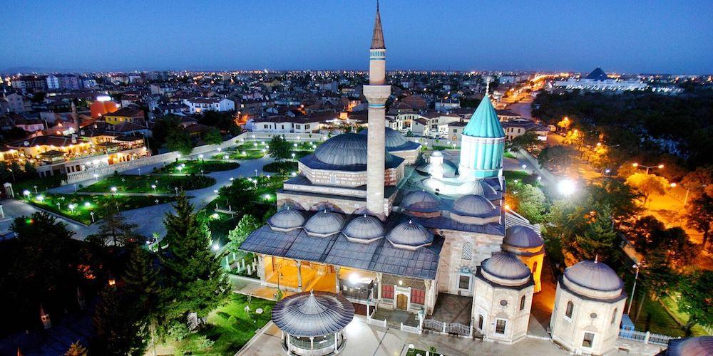 L'histoire cachée de la ville de Konya