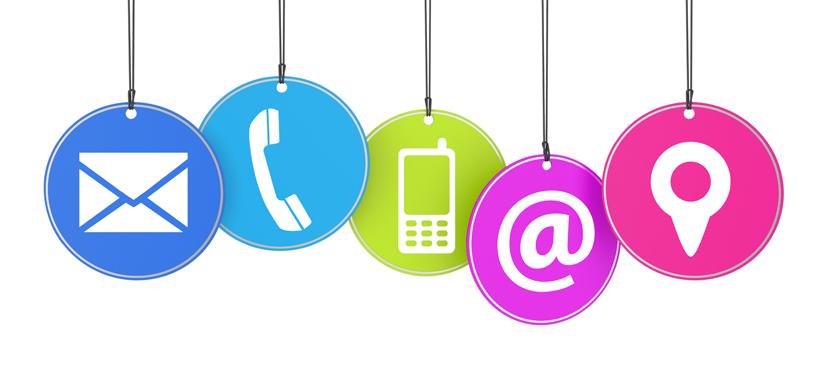 Information et contact pratiques