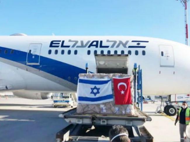 Un avion israélien a atterri en Turquie pour la première fois en 13 ans