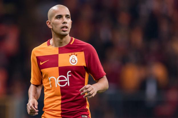 Galatasaray fixe le prix de Feghouli à 10 millions d'euros