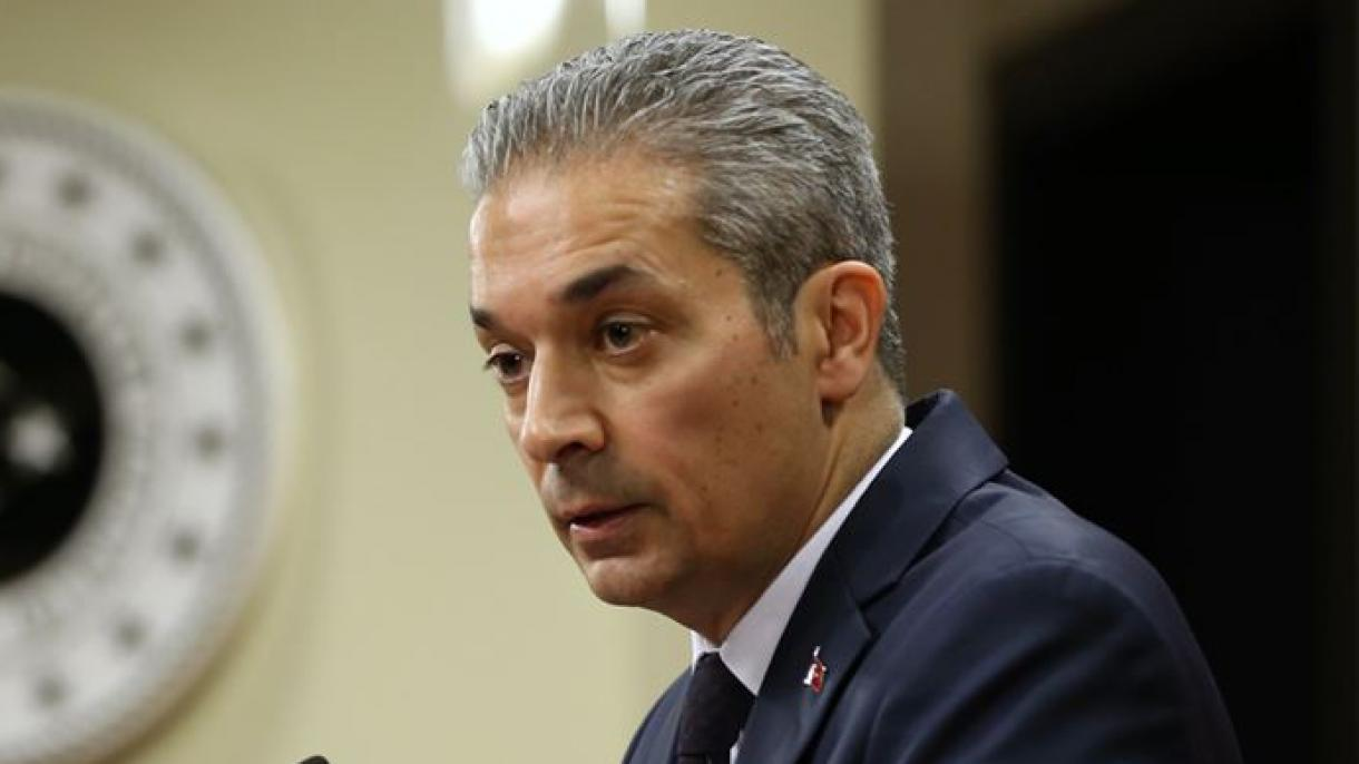 La Turquie réagit à la déclaration du ministère grec des Affaires étrangères