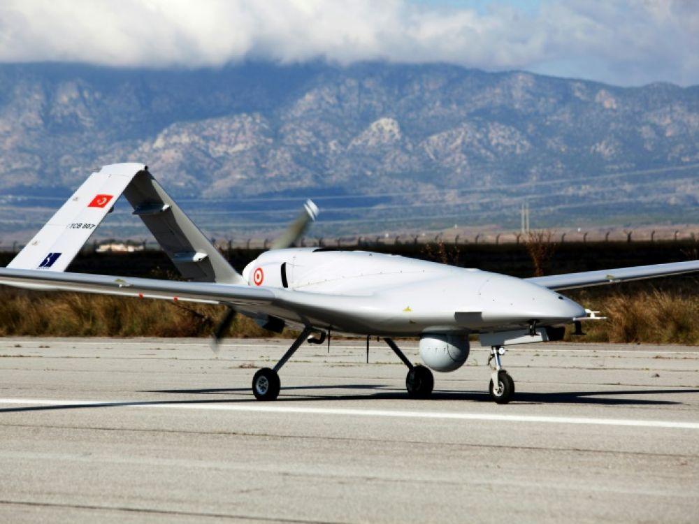 La Turquie en quête d'une nouvelle puissance le drone