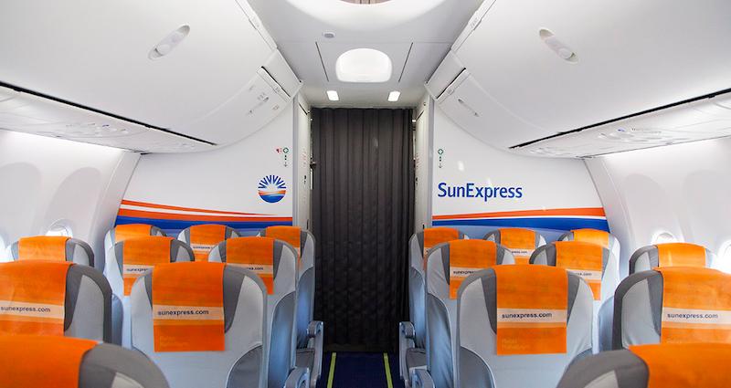 SunExpress reprend ses vols intérieurs le 4 juin