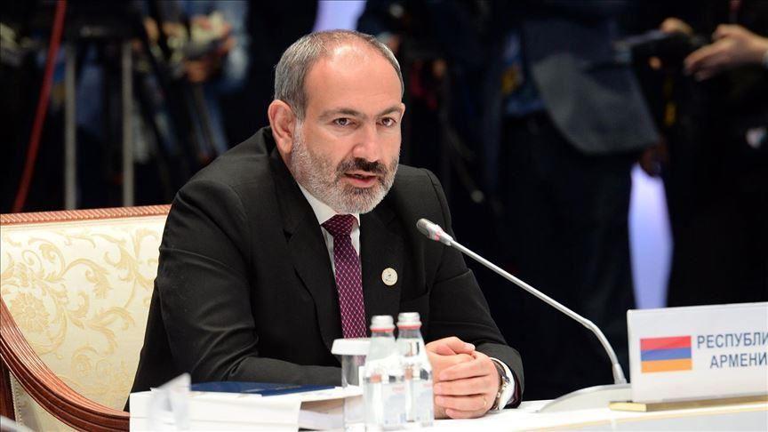 Le Premier ministre arménien testé positif au nouveau coronavirus