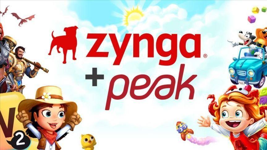 Jeux vidéo : Zynga rachète le développeur turc Peak Games pour 1,8 milliards de dollars