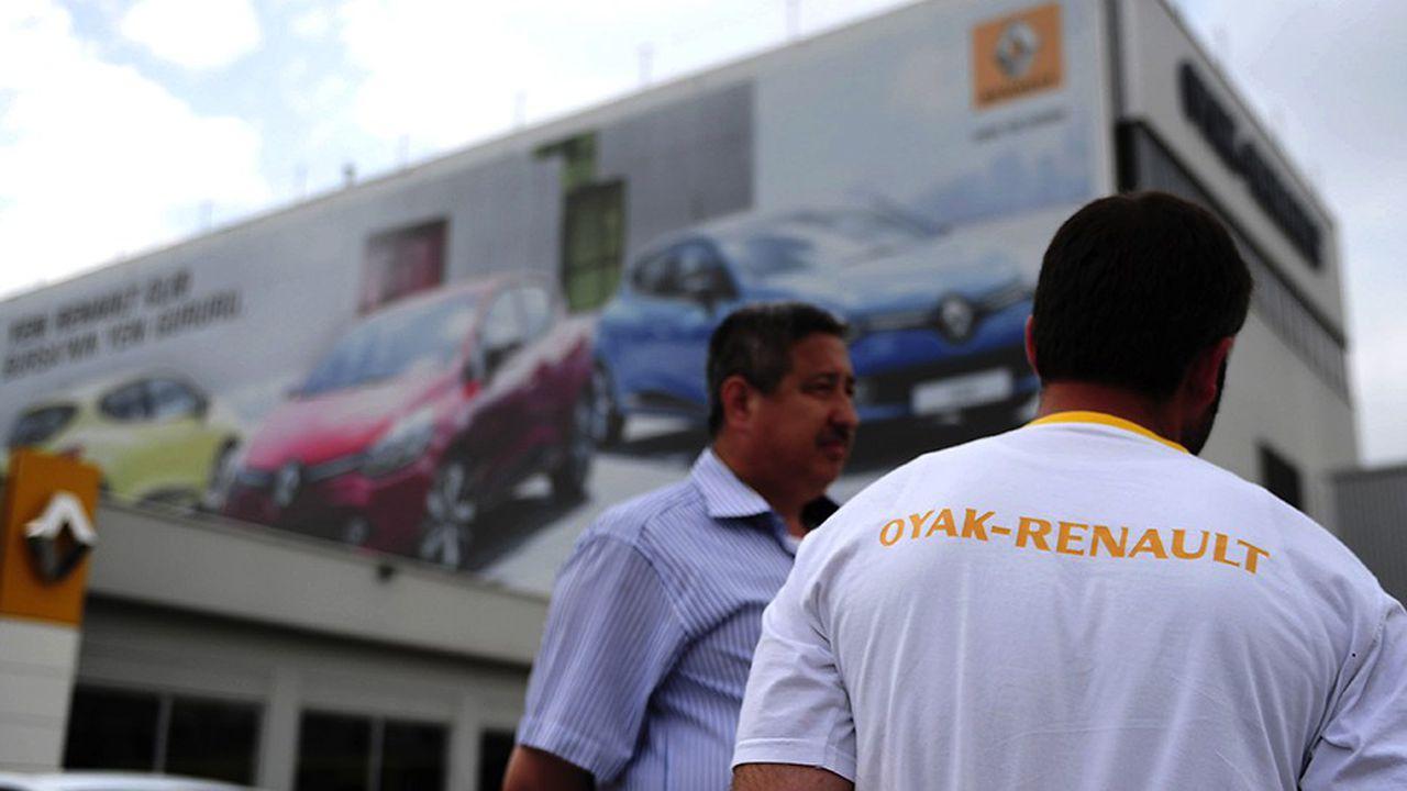 Les ventes d'automobiles en Turquie augmentent de 20,1% sur un an en janvier-mai