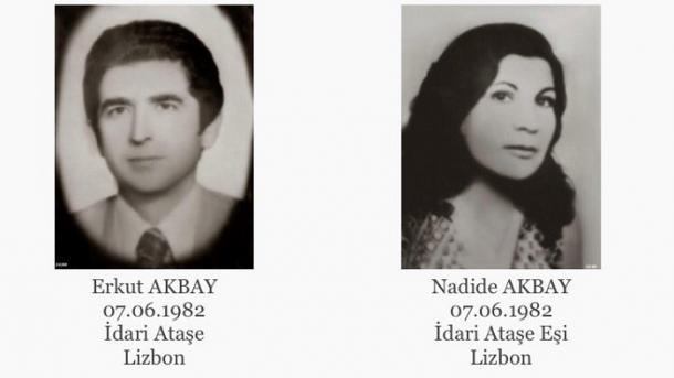 ERKUT AKBAY et NADIDE AKBAY