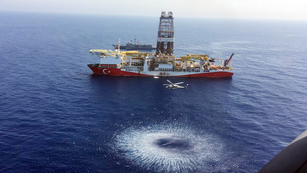 La Turquie et l'Italie mènent un exercice de forage sous-marin conjoint en Méditerranée
