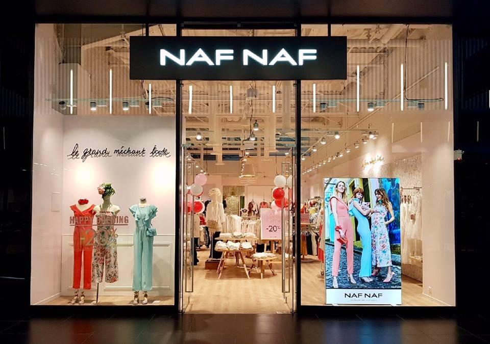 Naf Naf a trouvé preneur Turc
