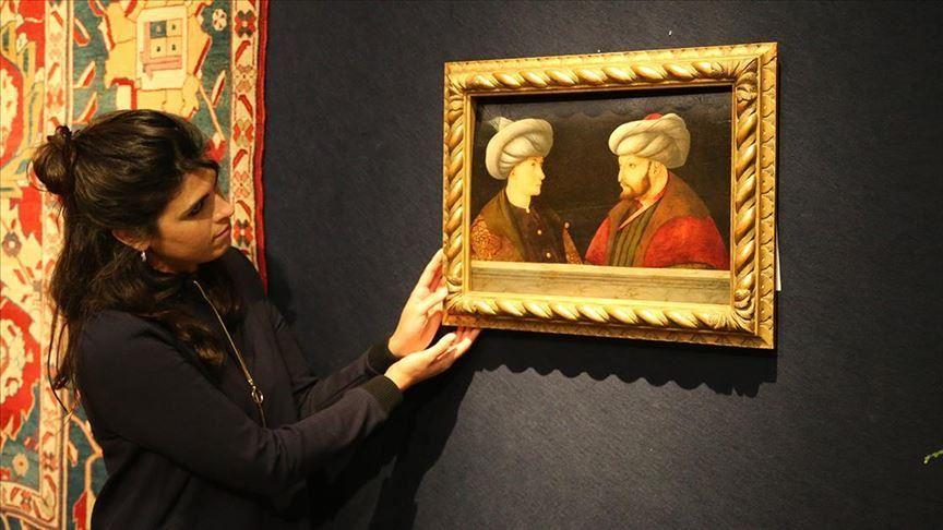 Le portrait du célèbre sultan ottoman sera vendu aux enchères à Londres